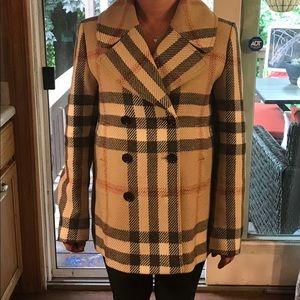 Burberry coat size 12 us/14uk